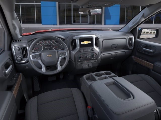 2021 Chevrolet Silverado 1500 Crew Cab 4x2, Pickup #MZ126306 - photo 12
