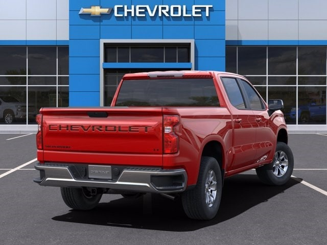 2021 Chevrolet Silverado 1500 Crew Cab 4x2, Pickup #MZ126306 - photo 2