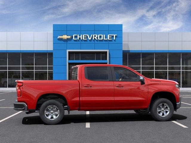 2021 Chevrolet Silverado 1500 Crew Cab 4x2, Pickup #MZ126306 - photo 5