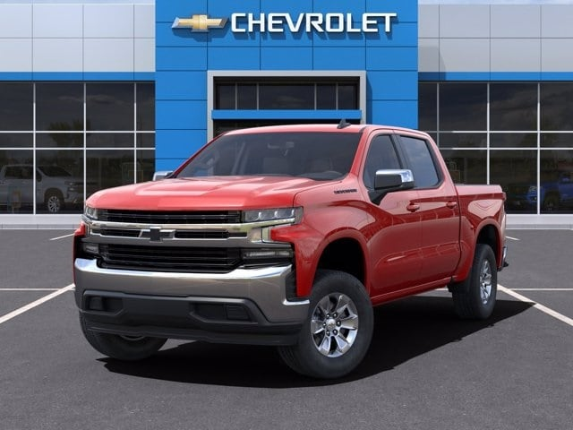 2021 Chevrolet Silverado 1500 Crew Cab 4x2, Pickup #MZ126306 - photo 6