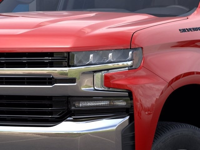 2021 Chevrolet Silverado 1500 Crew Cab 4x2, Pickup #MZ126306 - photo 8
