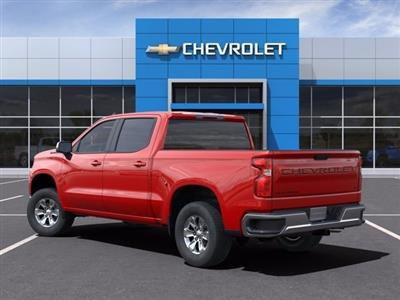 2021 Chevrolet Silverado 1500 Crew Cab 4x2, Pickup #MZ126306 - photo 4