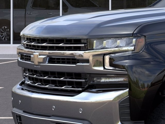 2021 Chevrolet Silverado 1500 Crew Cab 4x4, Pickup #MZ137181 - photo 11