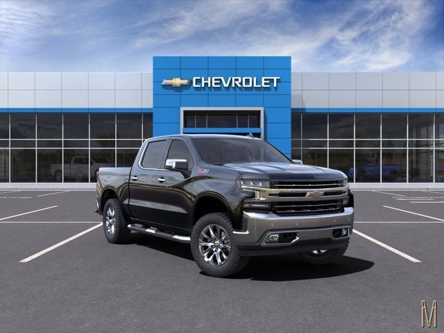 2021 Chevrolet Silverado 1500 Crew Cab 4x4, Pickup #MZ137181 - photo 1