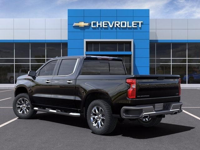 2021 Chevrolet Silverado 1500 Crew Cab 4x4, Pickup #MZ137181 - photo 4