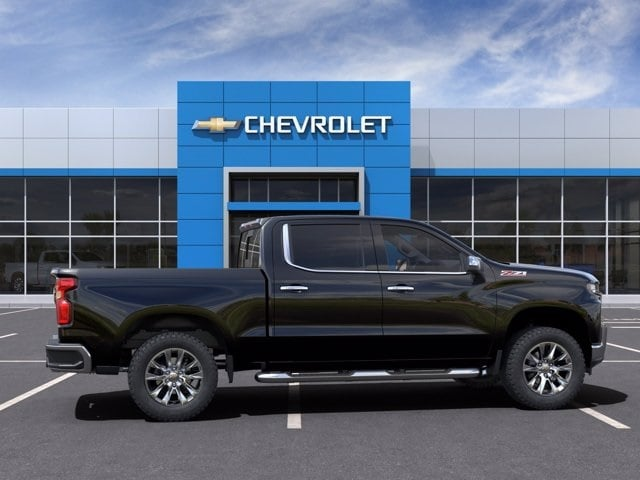 2021 Chevrolet Silverado 1500 Crew Cab 4x4, Pickup #MZ137181 - photo 5