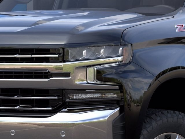 2021 Chevrolet Silverado 1500 Crew Cab 4x4, Pickup #MZ137181 - photo 8