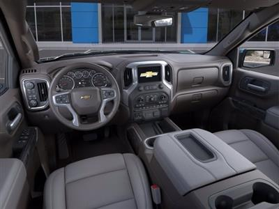 2021 Chevrolet Silverado 1500 Crew Cab 4x4, Pickup #MZ137181 - photo 12