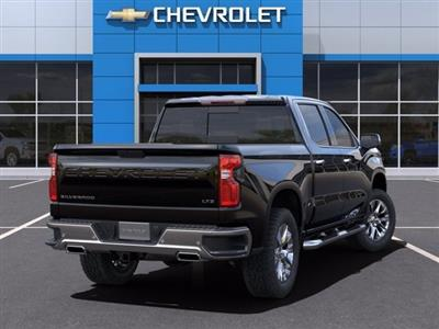 2021 Chevrolet Silverado 1500 Crew Cab 4x4, Pickup #MZ137181 - photo 2