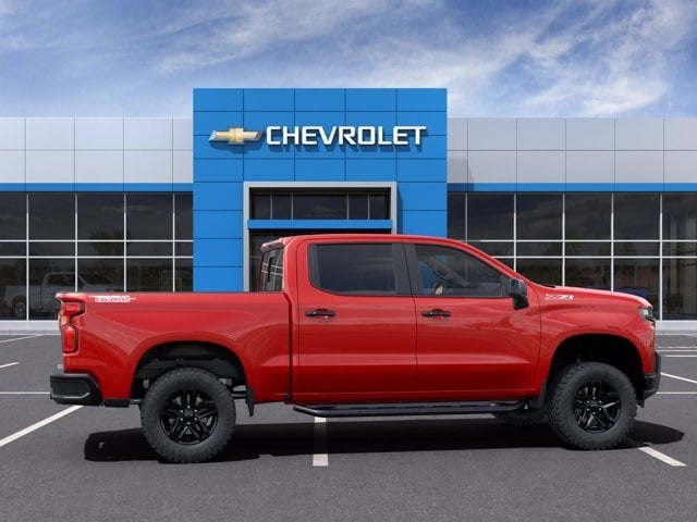 2021 Chevrolet Silverado 1500 Crew Cab 4x4, Pickup #MZ139190 - photo 5
