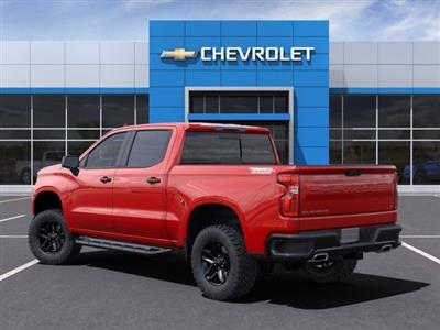 2021 Chevrolet Silverado 1500 Crew Cab 4x4, Pickup #MZ139190 - photo 4