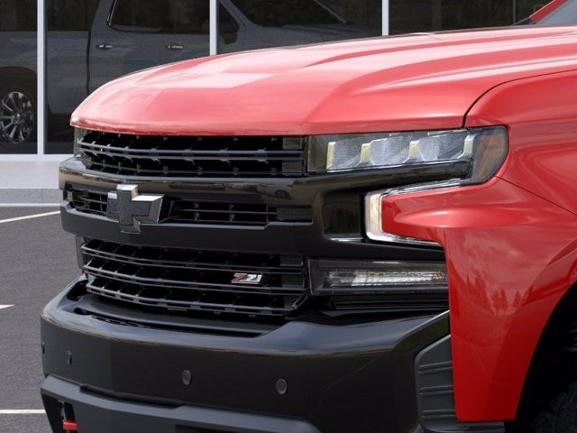 2021 Chevrolet Silverado 1500 Crew Cab 4x4, Pickup #MZ154033 - photo 11