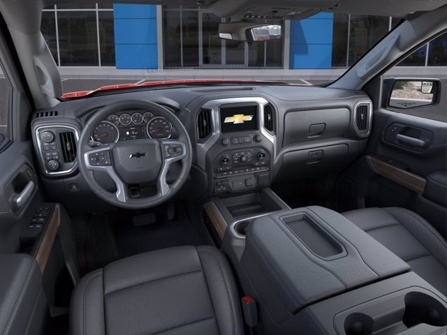 2021 Chevrolet Silverado 1500 Crew Cab 4x4, Pickup #MZ154033 - photo 12