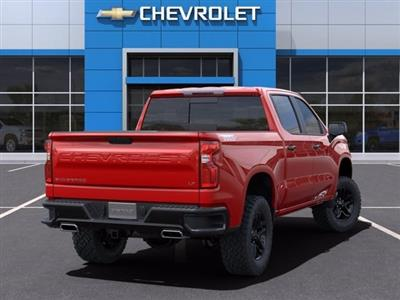 2021 Chevrolet Silverado 1500 Crew Cab 4x4, Pickup #MZ154033 - photo 2
