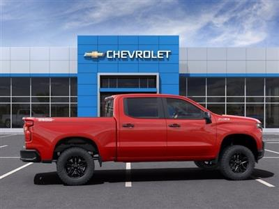 2021 Chevrolet Silverado 1500 Crew Cab 4x4, Pickup #MZ154033 - photo 5