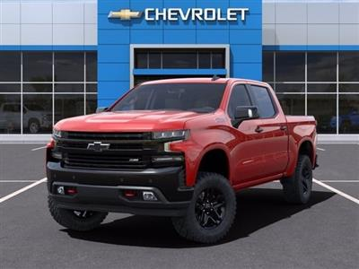 2021 Chevrolet Silverado 1500 Crew Cab 4x4, Pickup #MZ154033 - photo 6