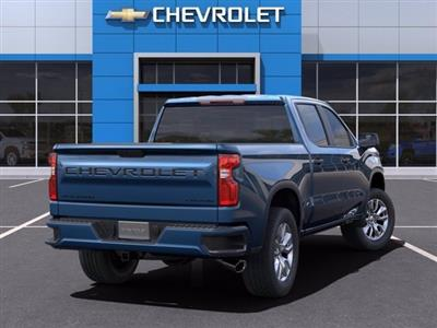 2021 Chevrolet Silverado 1500 Crew Cab 4x2, Pickup #MZ160254 - photo 2