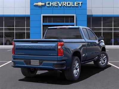 2021 Chevrolet Silverado 1500 Double Cab 4x2, Pickup #MZ186019 - photo 2