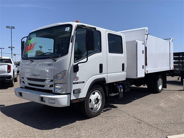 2022 Isuzu NQR Crew Cab 4x2, Sun Country Truck Landscape Dump #N7900085 - photo 4