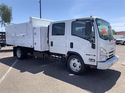 2022 Isuzu NQR Crew Cab 4x2, Sun Country Truck Landscape Dump #N7900085 - photo 5