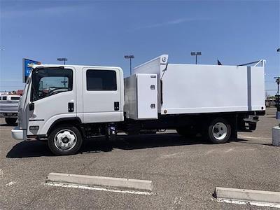 2022 Isuzu NQR Crew Cab 4x2, Sun Country Truck Landscape Dump #N7900085 - photo 2