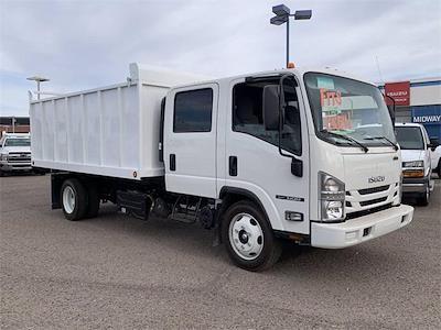 2022 Isuzu NQR Crew Cab 4x2, Sun Country Truck Landscape Dump #N7900092 - photo 24