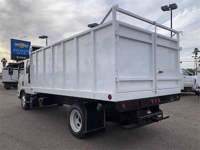 2022 Isuzu NQR Crew Cab 4x2, Sun Country Truck Landscape Dump #N7900092 - photo 2