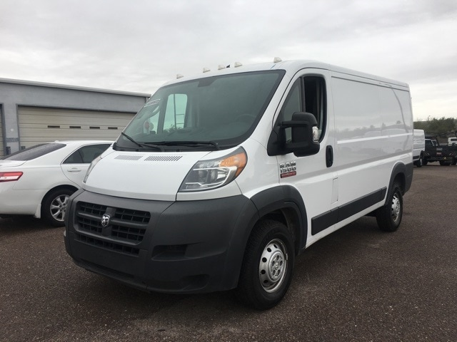 2017 ProMaster 1500 Low Roof FWD,  Empty Cargo Van #P18915 - photo 2