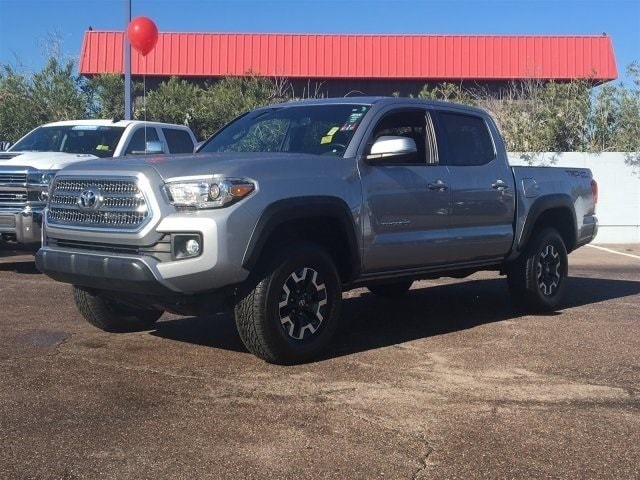 2016 Tacoma Double Cab 4x2,  Pickup #P18934 - photo 1