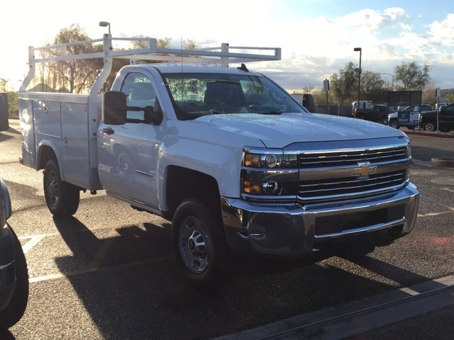 2017 Silverado 2500 Regular Cab 4x2,  Cab Chassis #P19039 - photo 1