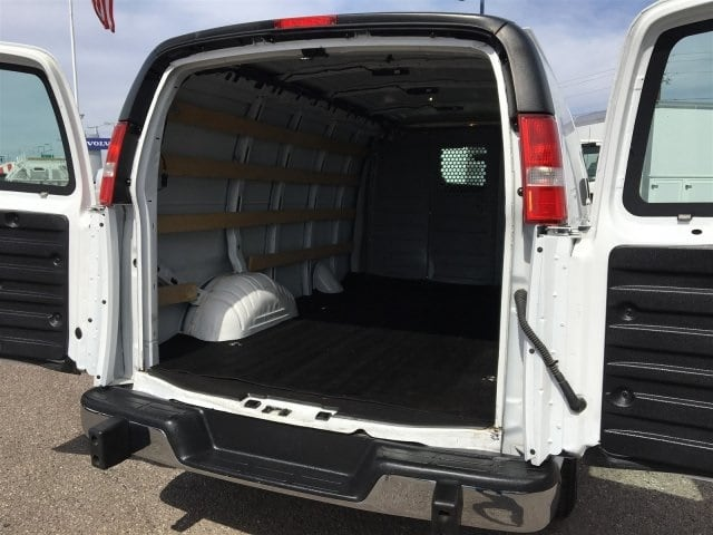 2017 Savana 2500,  Empty Cargo Van #P19043 - photo 1