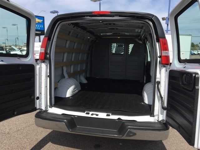 2017 Savana 2500,  Empty Cargo Van #P19044 - photo 1