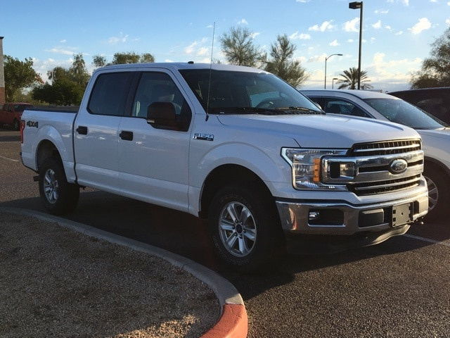 2018 F-150 SuperCrew Cab 4x4,  Pickup #P19069 - photo 1