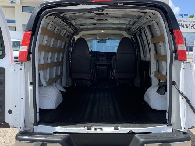 2015 Savana 2500 4x2,  Empty Cargo Van #P19290 - photo 1