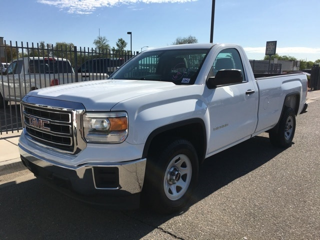 2015 Sierra 1500 Regular Cab 4x2,  Pickup #P19368 - photo 1