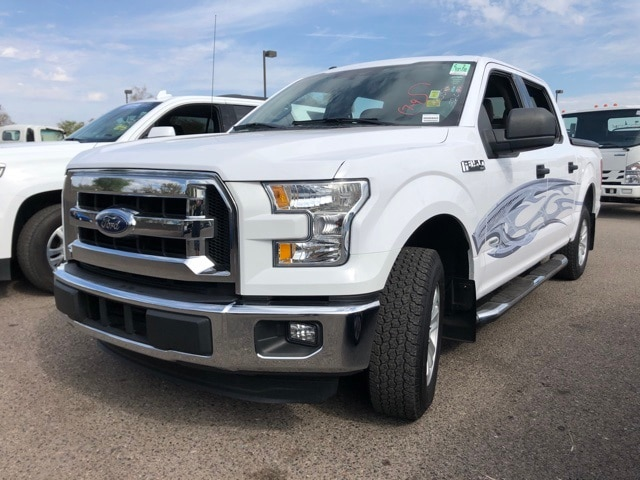 2016 F-150 SuperCrew Cab 4x2,  Pickup #P19409 - photo 1