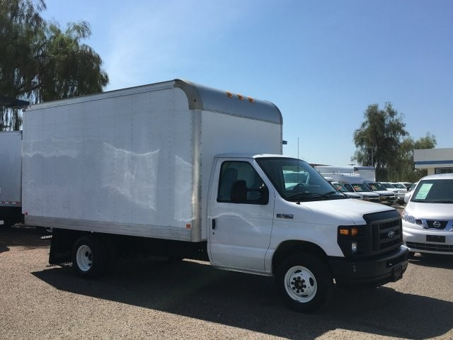 2017 E-350 4x2,  Cutaway Van #P19425 - photo 1