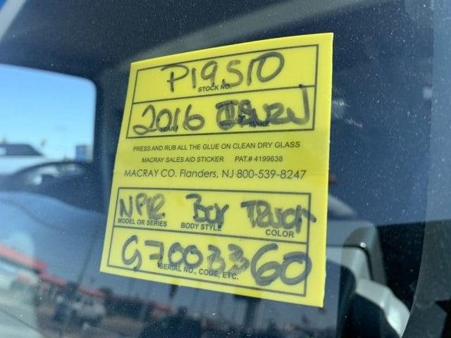 2016 NPR-HD Crew Cab 4x2,  Supreme Service Utility Van #P19510 - photo 26
