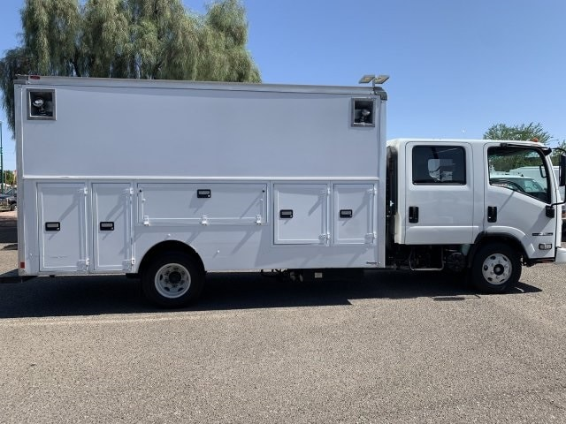 2016 NPR-HD Crew Cab 4x2,  Supreme Service Utility Van #P19510 - photo 1