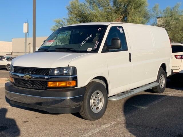 2018 Express 2500 4x2,  Empty Cargo Van #P19665 - photo 1
