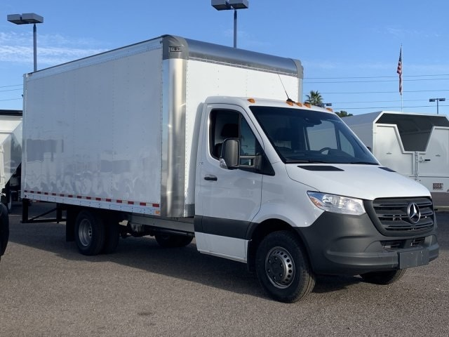 2019 Sprinter 4500 High Roof 4x2, Dry Freight #P19938 - photo 1
