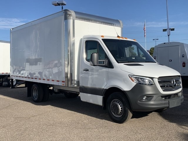 2019 Sprinter 4500 High Roof 4x2, Cab Chassis #P19939 - photo 1