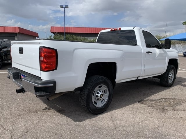 2016 Silverado 2500 Regular Cab 4x2, Pickup #P19944 - photo 2