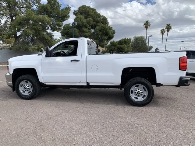 2016 Silverado 2500 Regular Cab 4x2, Pickup #P19944 - photo 6