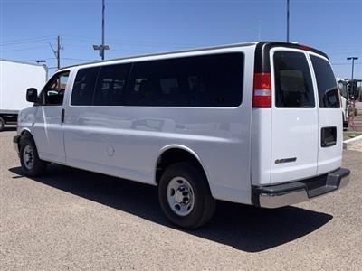2019 Chevrolet Express 3500 RWD, Passenger Wagon #P20193 - photo 2
