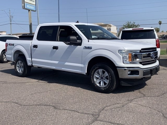 2019 Ford F-150 SuperCrew Cab 4x4, Pickup #P20312 - photo 3