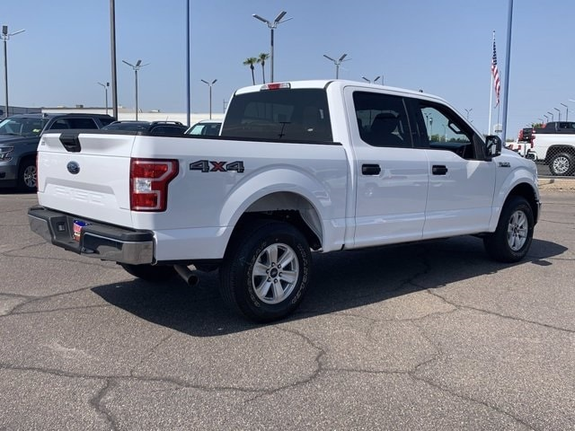 2019 Ford F-150 SuperCrew Cab 4x4, Pickup #P20312 - photo 6