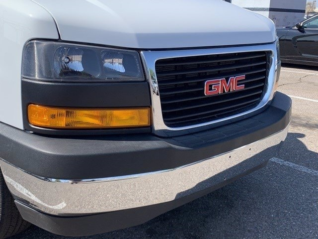 2019 GMC Savana 2500 RWD, Empty Cargo Van #P20325 - photo 3