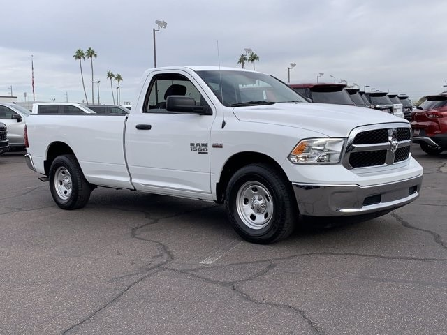 2019 Ram 1500 Regular Cab 4x2, Pickup #P20414 - photo 3