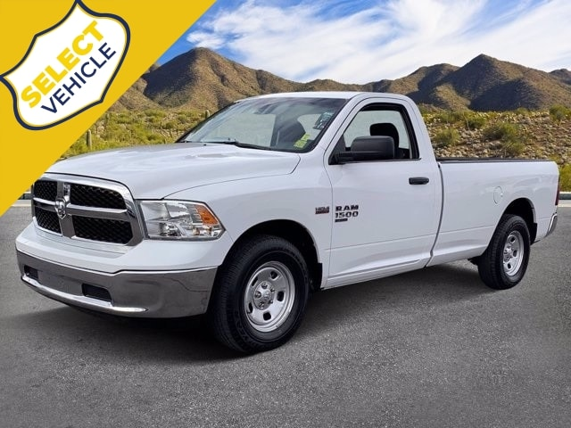 2019 Ram 1500 Regular Cab 4x2, Pickup #P20414 - photo 1